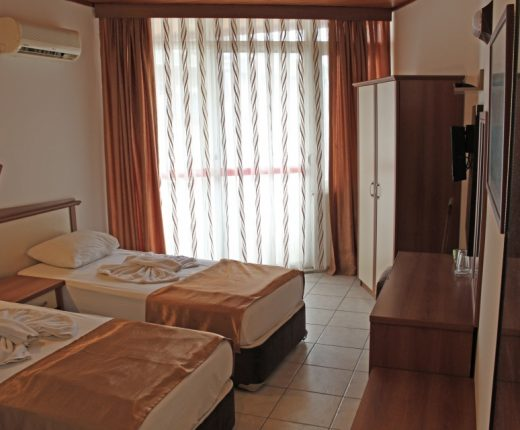 Kleopatra Develi hotels- Standart Oda 02